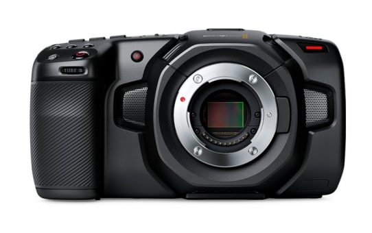 New! Blackmagic Pocket Cinema Camera 4K